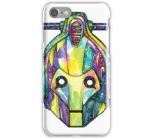 Galaxy Cyberman iPhone Case/Skin