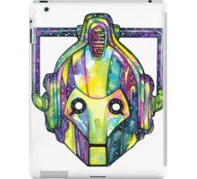 Galaxy Cyberman iPad Case/Skin