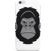 Gorilla ape cool iPhone Case/Skin