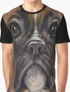Boxer Mush Graphic T-Shirt