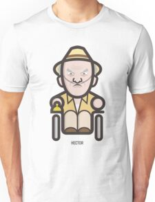 Breaking Bad Icon Set - HECTOR SALAMANCA Unisex T-Shirt