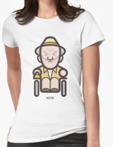Breaking Bad Icon Set - HECTOR SALAMANCA Womens Fitted T-Shirt