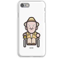 Breaking Bad Icon Set - HECTOR SALAMANCA iPhone Case/Skin