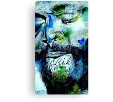 Rick Ross Canvas Print