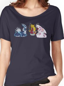 Pokemon - Creation Trio Women's Relaxed Fit T-Shirt