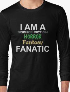 Genre Fan Long Sleeve T-Shirt