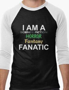 Genre Fan Men's Baseball ¾ T-Shirt