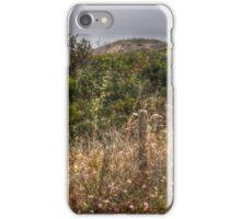 Following The Coastal Path iPhone Case/Skin