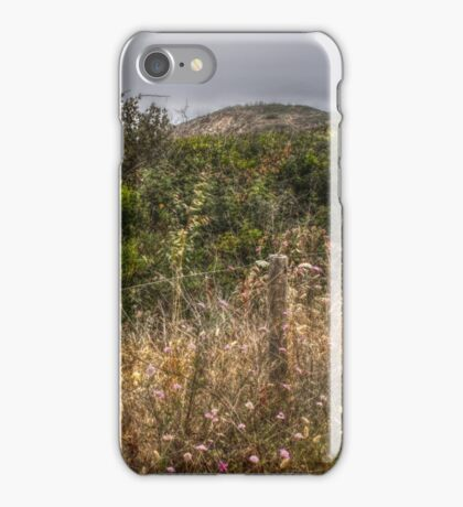 Following The Coastal Path iPhone Case/Skin