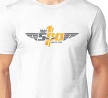 the racing capital of the world, race day, indianapolis, 500, 100th, racing, may 29 2016, indy 500, carb day, legend day, indiana, brickyard, america, usa, motor, sport, speedway. Unisex T-Shirt