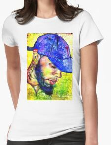 Tory Lanez Womens Fitted T-Shirt