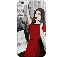 'Feminist pioneer'  iPhone Case/Skin