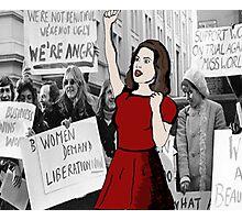 'Feminist pioneer'  Photographic Print
