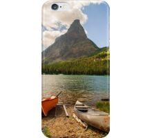 Swiftcurrent Lake iPhone Case/Skin