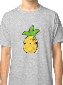Kawaii Cute Pineapple Tropical Classic T-Shirt