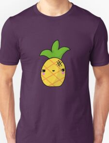 Kawaii Cute Pineapple Tropical Unisex T-Shirt