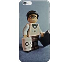 There is a geek amongst us! iPhone Case/Skin