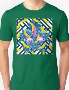 tropical banana fun  Unisex T-Shirt