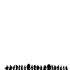 mass effect character silhouettes by babejpg