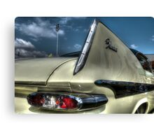 1959 Plymouth Belvedere Canvas Print