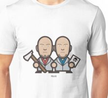 Breaking Bad Icon Set - MARCO&LIONEL Unisex T-Shirt