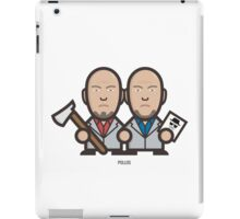 Breaking Bad Icon Set - MARCO&LIONEL iPad Case/Skin