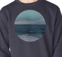 Blue California Ocean Pullover