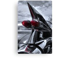 1959 Cadillac Tail Fin Canvas Print