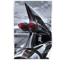 1959 Cadillac Tail Fin Poster
