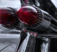 1959 Cadillac Tail Fin Sticker