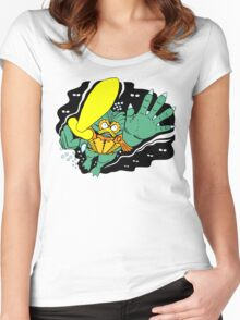 The Henchman Women's Fitted Scoop T-Shirt
