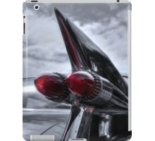 1959 Cadillac Tail Fin iPad Case/Skin