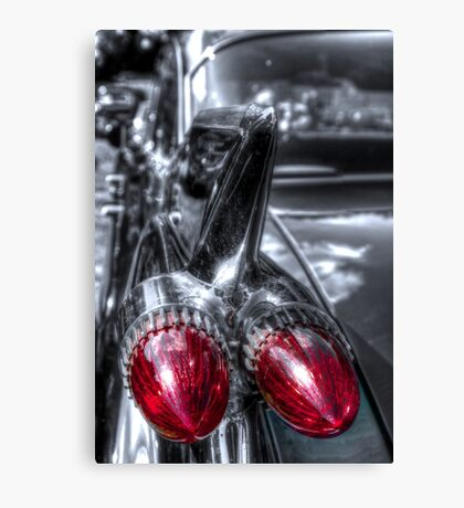 1959 Cadillac (1) Canvas Print