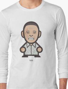Breaking Bad Icon Set - TUCO Long Sleeve T-Shirt