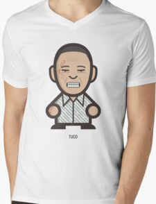 Breaking Bad Icon Set - TUCO Mens V-Neck T-Shirt