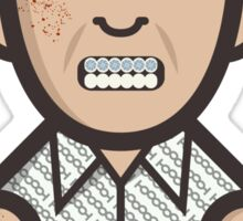 Breaking Bad Icon Set - TUCO Sticker