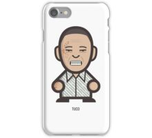 Breaking Bad Icon Set - TUCO iPhone Case/Skin