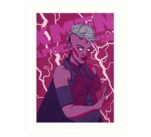 Xmen Apocalypse: Storm Art Print