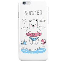 Polar Summer iPhone Case/Skin