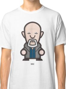 Breaking Bad Icon Set - MIKE Classic T-Shirt