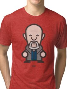 Breaking Bad Icon Set - MIKE Tri-blend T-Shirt