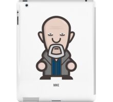 Breaking Bad Icon Set - MIKE iPad Case/Skin