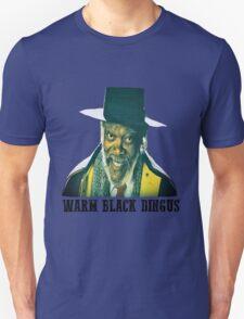 The Hateful Eight - Warm Black Dingus Unisex T-Shirt