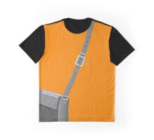 It's a satchel. Indiana Jones has one...its cool. Graphic T-Shirt