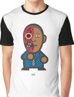 Breaking Bad Icon Set - GUS FRING Graphic T-Shirt