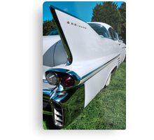1958 Cadillac Metal Print