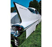 1958 Cadillac Photographic Print