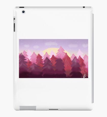Gravity Falls Landscape! iPad Case/Skin