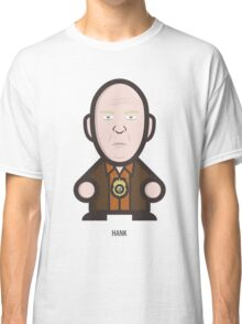 Breaking Bad Icon Set - HANK Classic T-Shirt