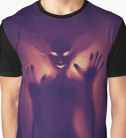 Shadow Puppet Graphic T-Shirt